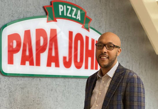 Papa John's appoints new UK director of business development