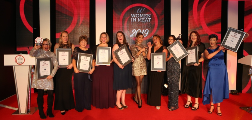 Women in Meat Industry Awards 2019 photo gallery and film goes live