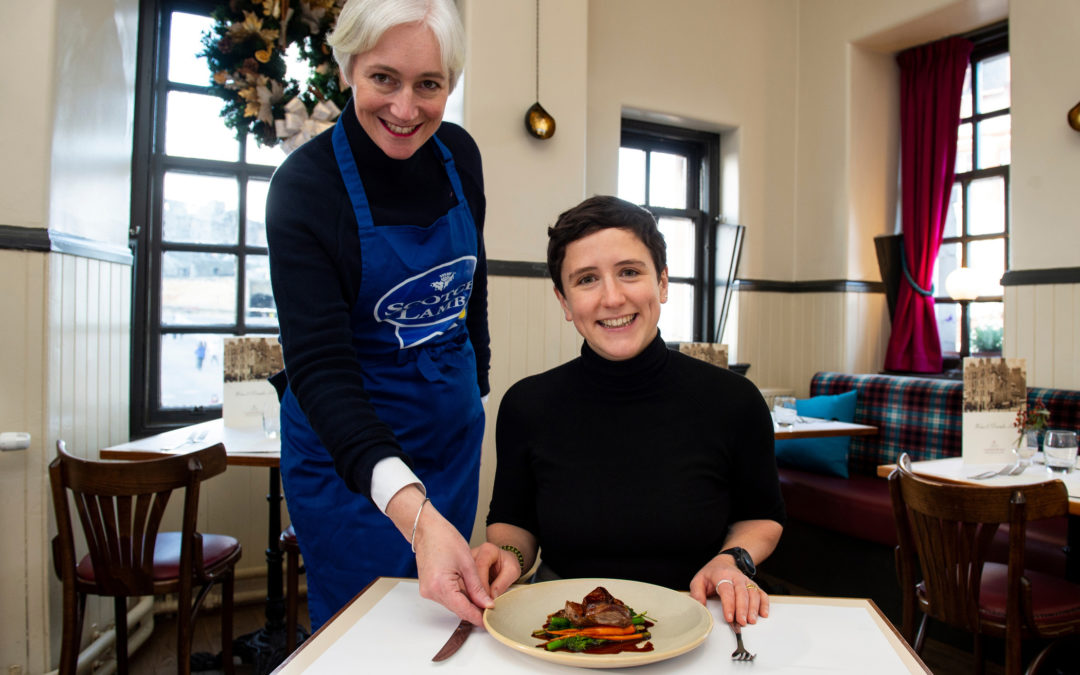 Edinburgh culinary institution marks St Andrew's Day with Scotch Lamb