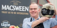 James Macsween, managing director of Macsween of Edinburgh