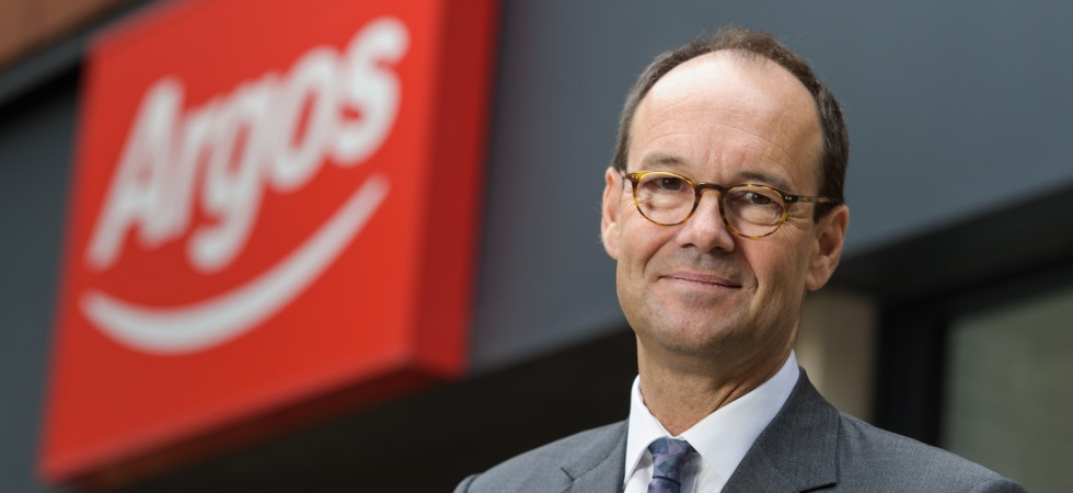 Mike Coupe to step down as CEO of Sainsbury's