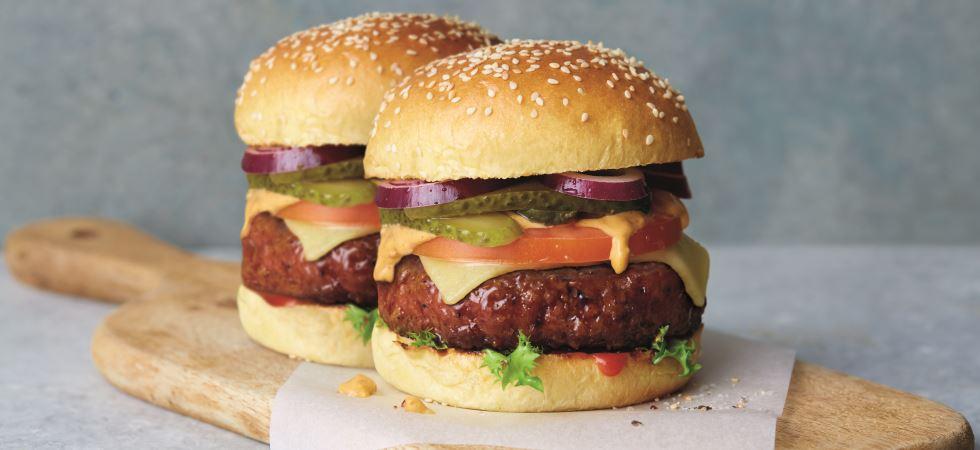 Aldi unveil new British Wagyu beef burgers