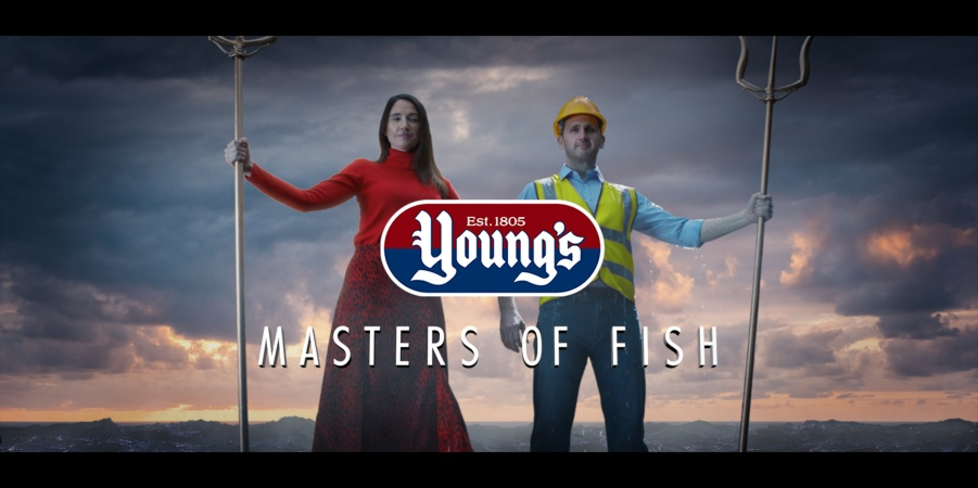Young's Seafood releases 'Masters of Fish' campaign