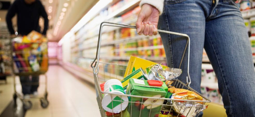 Shopper confidence in food hits seven-year high
