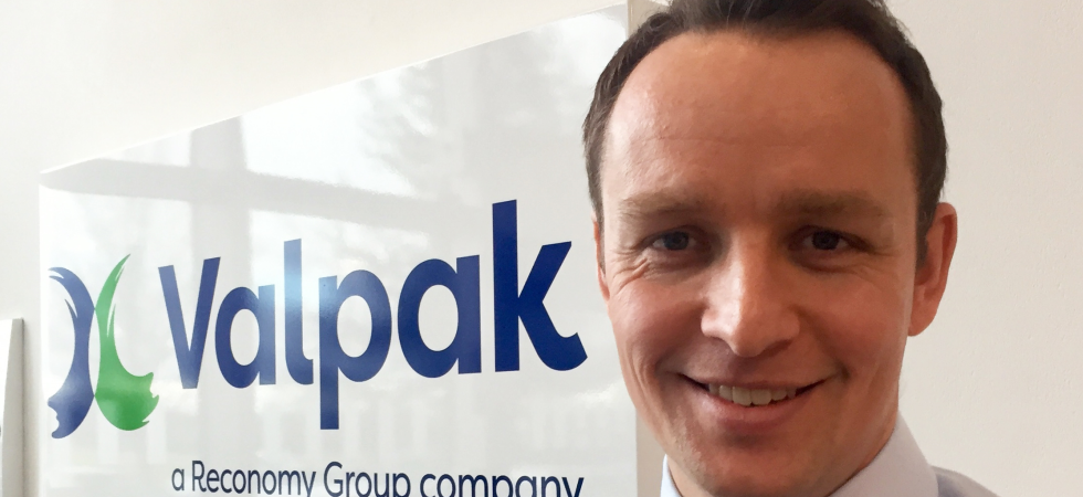 Kieran Roche joins Valpak as director of new business