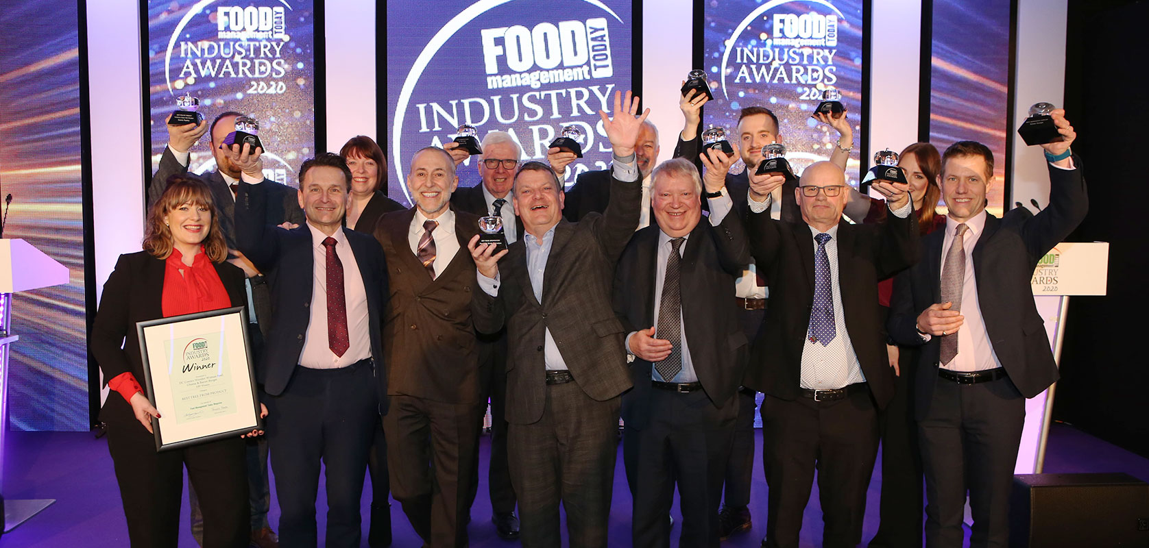 Food Management Today Industry Awards Winners