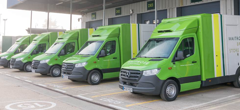 Waitrose hits 150,000 online orders a week during lockdown