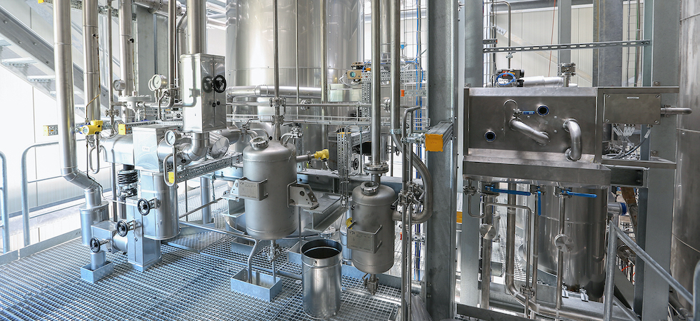 Nutriswiss unveils new purification plant