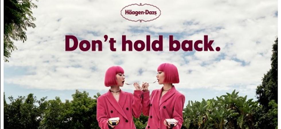 Häagen-Dazs launches multi-million-pound TV campaign