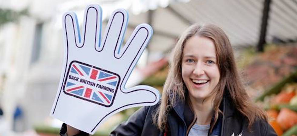 NFU takes in new group of young farmer ambassadors
