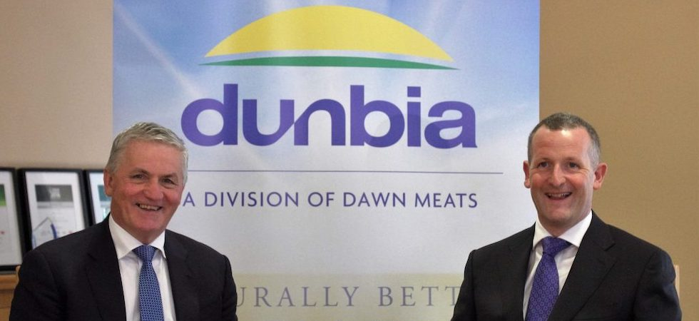 Dawn Meats to take over Dunbia following Jim Dobson retirement