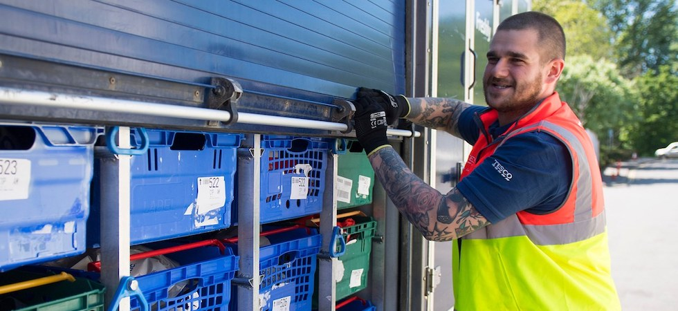 Tesco creates 16,000 new permanent roles