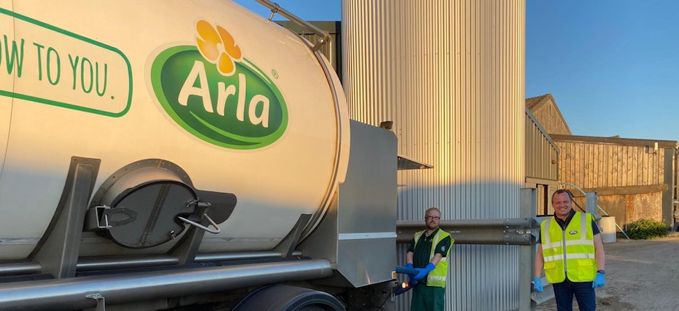 Arla Foods Ingredients launches its first organic ingredient