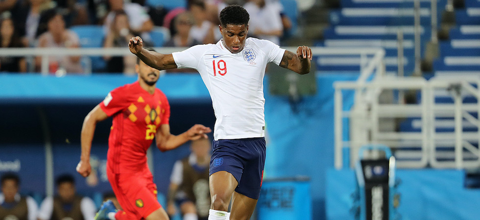 Marcus Rashford teams up with food industry to tackle child poverty