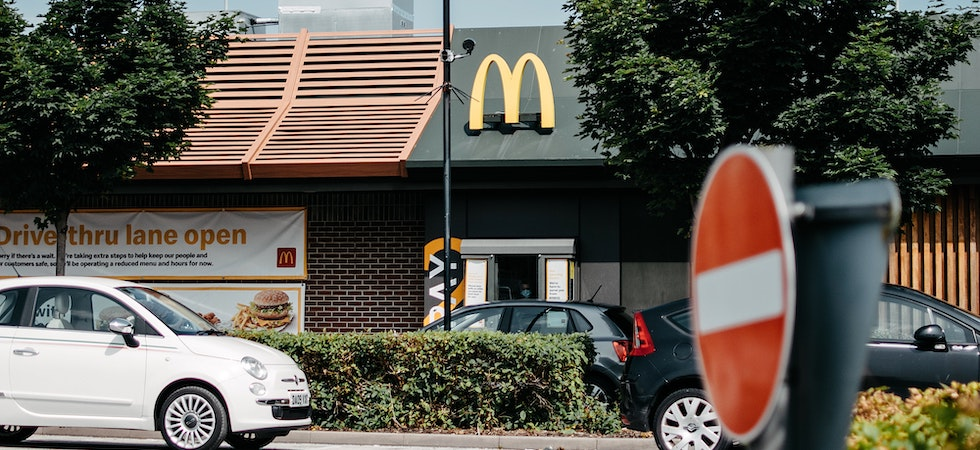 Walk-in takeaway services halted at McDonald's