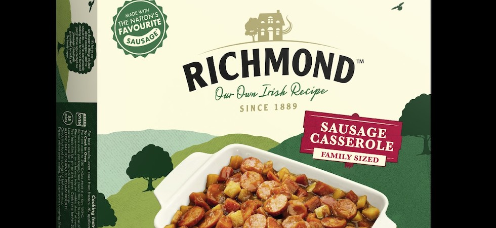 Richmond launches new frozen ready meals range