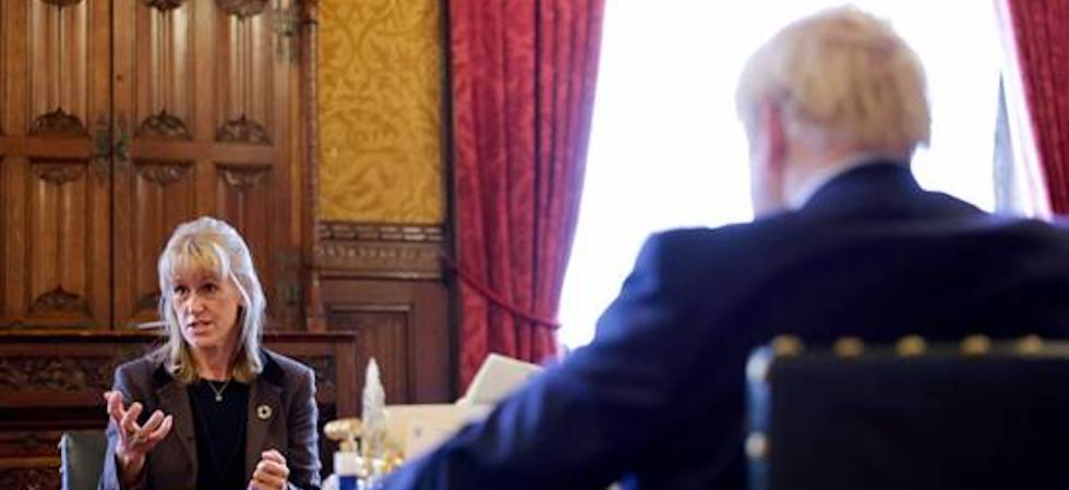 NFU president meets with Prime Minister to discuss British standards