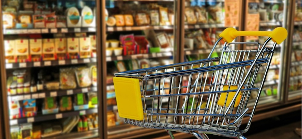 Rising food costs drive record increase in inflation