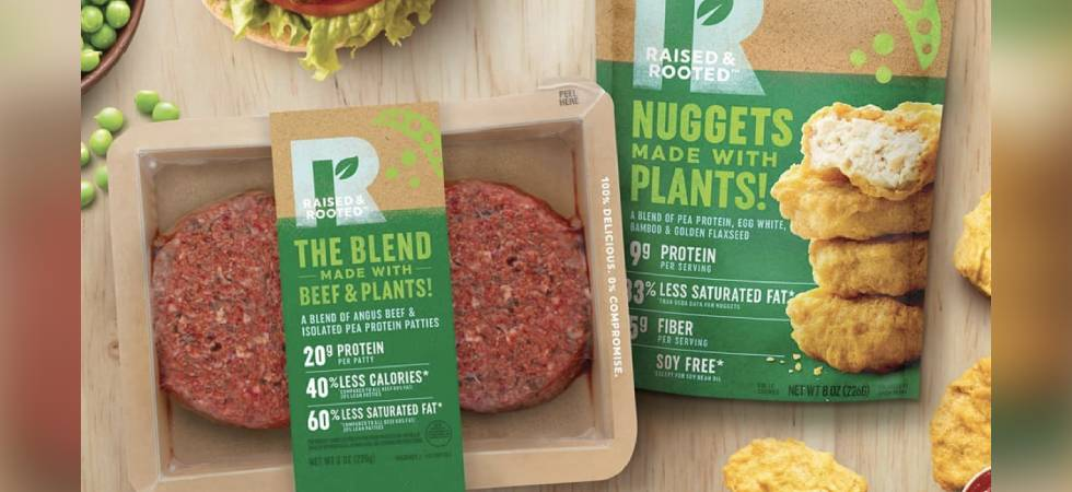Tyson Foods expands plant-based range into Europe