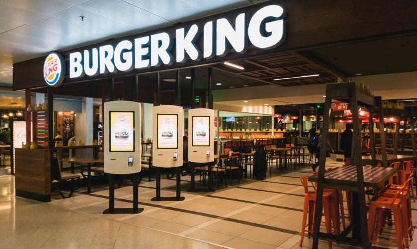Burger King UK launches sustainability charter