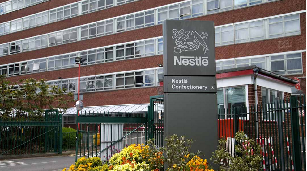 Nestlé proposes changes to UK confectionery manufacturing