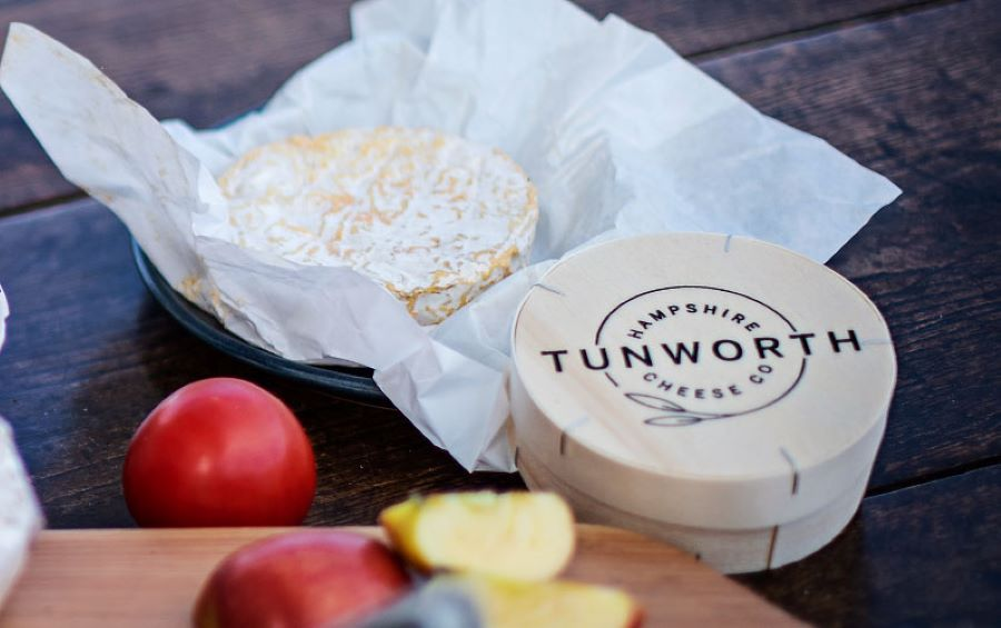 Hampshire Cheese Company unveils new look