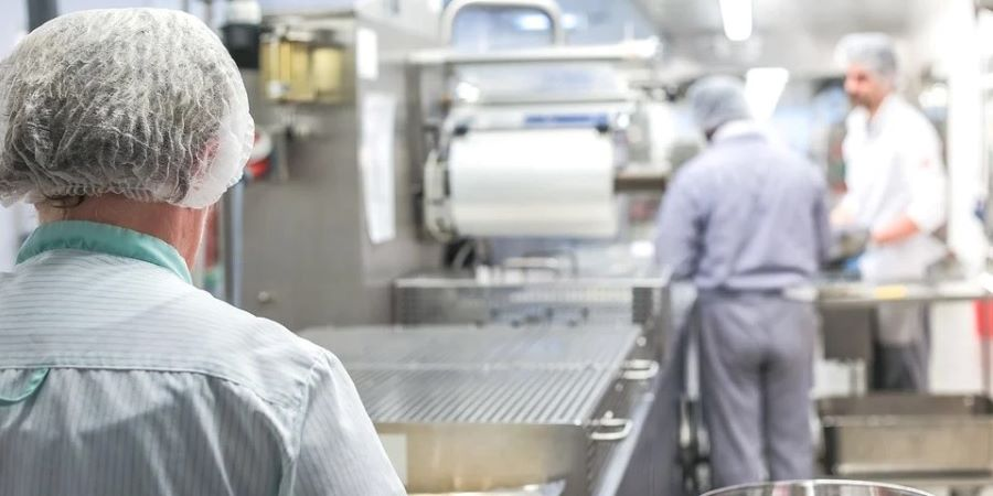 Bringing flexible control into food manufacturing
