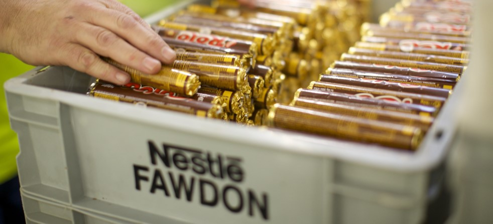 Nestle reports supply chain issues ahead of Christmas